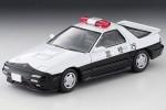 1-64-LV-N214a-Mazda-Savanna-RX-7-Police-Car-Tokyo-Metropolitan-Police-Department