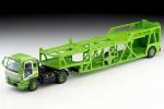 1-64-LV-N225a-Isuzu-810EX-Car-Transporter-Green