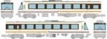 1-150-Railway-Collection-Akita-Inland-Transit-Railway-AN8900-Original-Color-2-car-Set-B
