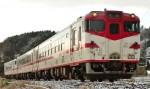 JR-Type-KIHA-40-500-Diesel-Train-Morioka-Area-Akaoni-Set-2-Cars