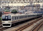 JR-Series-E217-Suburban-Train-Fourth-Edition-Old-Color-Add-On-Set-4-Cars