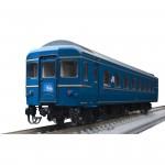First-Car-Museum-Series-24-Type-25-Hokutosei-East-Japan-Railway-Ver-