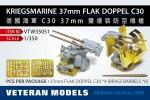 1-350-KRIEGSMARINE-37mm-FLAK-DOPPEL-C30