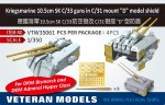 1-350-KRIEGSAMRINE-10-5cm-SK-C-33-GUNS-in-C-31-MOUNT-D-MODEL-SHI