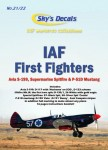 RARE-1-72-Israeli-AF-Avia-S-199-Spitfire-and-P-51D-Mustang