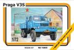 1-72-Praga-V3S-+-Otik-v-pisku-Vesnicko-ma-strediskova