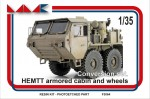 1-35-HEMTT-armored-cab-wheels-conversion-set