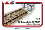 1-35-RAILS-AND-SLEEPERS-Kolejnice-a-prazce