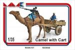 1-35-CAMEL-WITH-CART-Velbloud-s-vozikem