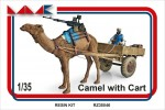 1-35-CAMEL-WITH-CART-Velbloud-s-vozikem