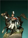 54mm-Wounded-Napoleonic-Cuirassier-after-Gericault