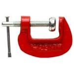 CLAMP-Sroubovaci-sverka-tvaru-G-celokovova-25-mm