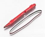 BROUSITKO-Sanding-Stick-and-Extra-Belt-120-grit-RED-CERVENE