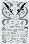 1-32-F-A-18A-3-162849-VFA-136-AK-303-16284