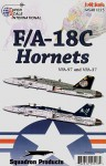 1-48-McDonnell-Douglas-F-A-18C-Hornets-VFA-37-and-VFA-97-