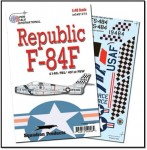 1-48-REPUBLIC-F-84F-THUNDERSTREAK-Decals-and-color-painting-reference-for-1
