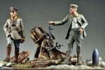 54mm-German-Artilleryman-and-Officer-with-Minenwafer-1916