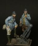 54mm-SAYNETE-ARTILLERIE-FRANCAISE-1916