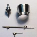 1-48-Pitots-for-MiG-21UM-for-Trumpeter-kit