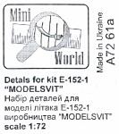 1-72-Pitots-for-E-152-1-Modelsvit