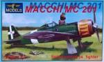1-72-Macchi-MC-201-Italian-prototype-fighter