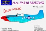 1-72-N-A-TP-51B-1-Mustang-Conversion-for-Revell