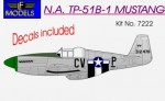 1-72-N-A-TP-51B-1-Green-Nose-Conversion-for-Revell
