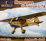 1-72-Monocoupe-Universal-L-7A-Complete-kit