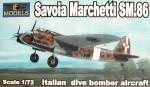 1-72-Savoi-Marchetti-SM-86-Gamma-Complete-kit