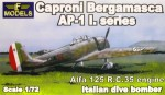 1-72-Caproni-AP-1-I-series-Complete-kit