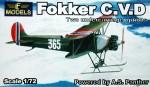 1-72-Fokker-C-V-D-Panther-Norway-Complete-kit