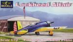 1-72-Lockheed-Altair-US-marking-Complete-kit