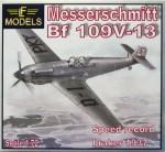 1-72-Messerschmitt-Bf-109V-13-Complete-kit