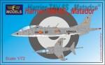 1-72-Harrier-TAV-8S-Matador-Conversion-forESCI-Italeri