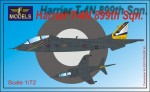 1-72-Harrier-T-4N-899-sqd-Conversion-forESCI-Italeri