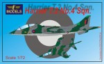 1-72-Harrier-T-2-No-4-sqn-Conversion-for-Italeri-Esci