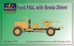 1-72-Ford-F60L-AA-Flak-Italy-Complete-kit