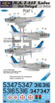 1-48-Decals-F-86F-Sabre-over-Portugal-HAS-Part-1