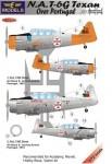 1-72-Decals-N-A-T-6G-Texan-o-Portugal-ACAD-REV