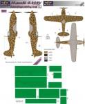 1-32-Macchi-C-205V-Camouflage-painting