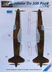 1-48-Dornier-Do-335-Pfeil-TAM-REV-MONO