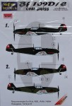 1-72-Bf-109D-E-over-Swiss-AVIS-AML-HAS-TAM