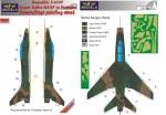 1-72-Mask-Republic-F-100F-USAF-Camoufl-painting