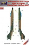 1-72-Mask-RF-101C-Voodoo-USAF-Camouflage-painting