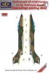 1-72-Mask-RF-101B-Voodoo-ANG-Camouflage-painting
