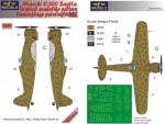 1-72-Macchi-C-200-Saetta-Tropical-snake-patt-
