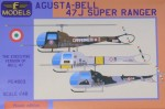 1-48-Agusta-Bell-47J-Super-Ranger-3x-Ital-camo