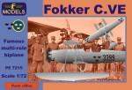 1-72-Fokker-C-VE-Sweden-Bristol-Mercury-Float