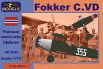 1-72-Fokker-C-VD-Norway-Bristol-Jupiter