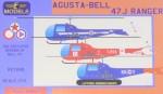 1-72-Agusta-Bell-47J-Ranger-Yugosl-AFRDAFRNoAF
